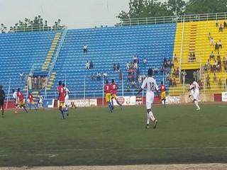 Football: les aiglons du Mali étrillent le Tchad 9 à 0