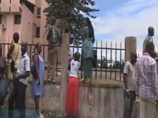 Crise au Gabon