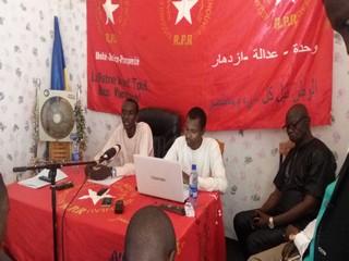 Tchad: le RPR s'insurge contre la détention «illégale» de Dinamou Daram, président du Parti Socialiste sans Frontière