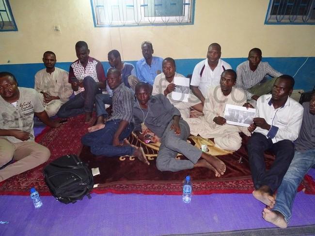 veillee-pour-soutenir-deux-journalistes-en-prison-au-tchad