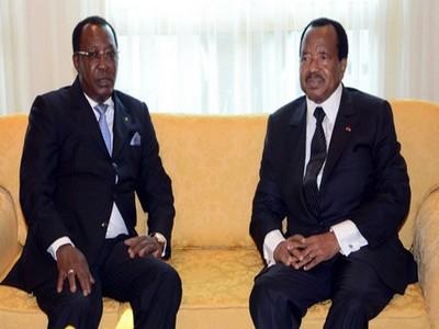Tchad: le Président Idriss Déby au sommet extraordinaire des chefs d'État d'Afrique centrale à Yaoundé