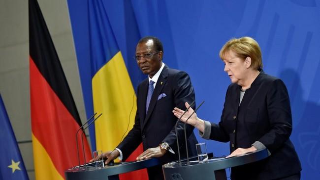 Visite du Président Idriss Déby en Allemagne: Berlin promet 8,9 millions d'euros d'aide au Tchad
