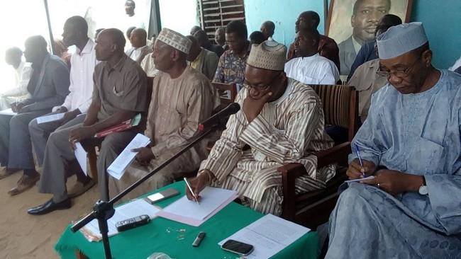 Tchad: l'opposition FONAC s'inquiète de la détention «arbitraire» de Dinamou Daram, président du Parti Socialiste sans Frontière (PSF)