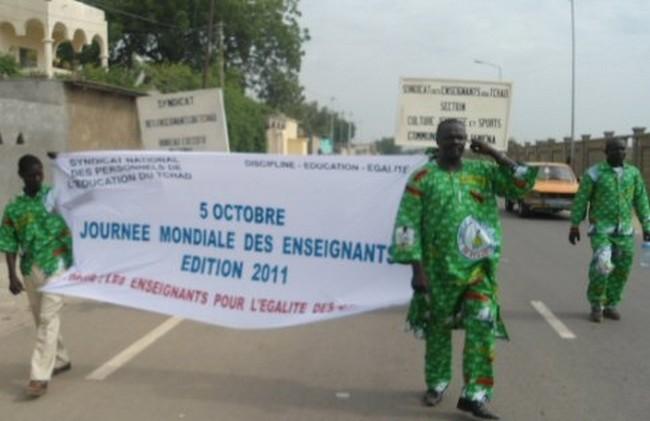 journee-mondiale-des-enseignants-2011-au-tchad