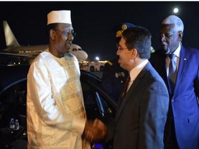 Tchad: le Président Idriss Déby quitte précipitamment Marrakech