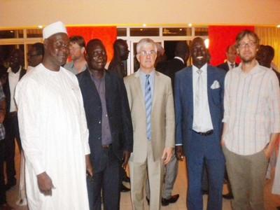 Une mission scientifique a réuni 23 chercheurs tchadiens et français ainsi que des étudiants sur les lacs Ounianga