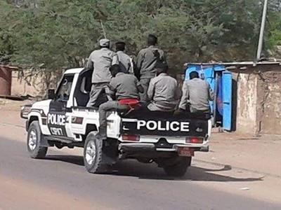 Vaste opération de contrôles routiers à N'Djaména: le gouvernement se retourne-t-il vers les conducteurs pour renflouer le trésor public pillé ?