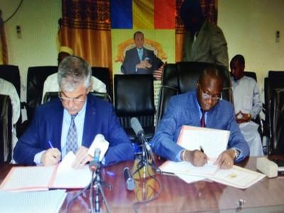 Tchad: la fête de la victoire de Moussa Faki a-t-elle été financée par les 3,5 milliards octroyés par la France pour le paiement des pensions des retraités ?