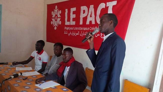 Une première au Tchad: le régime du MPS autorise les activités du PACT, une plateforme politique de l'opposition basée en France