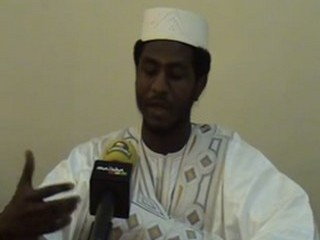 Brahim Ibni Oumar Mahamat Saleh: «Si Idriss Déby demande pardon officiellement, je suis prêt à pardonner et à passer à autre chose»
