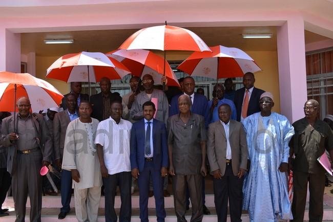 Séisme à la Caisse Nationale de Prévoyance Sociale du Tchad: la fille et le beau-frère du Président Idriss Déby limogés !