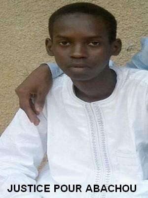 Assassinat du lycéen Abachou au cours des manifestations consécutives au viol de Zouhoura: impunité totale pour les assassins et commanditaires, un an après !