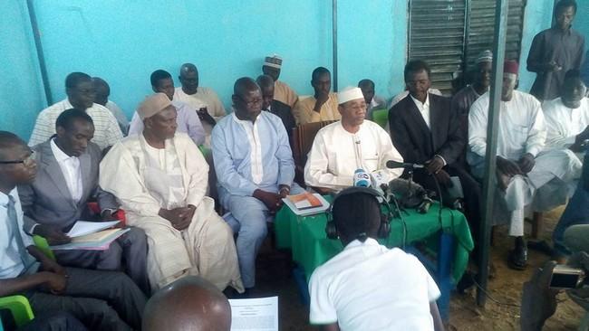 Tchad: le FONAC avertit le pouvoir qu'il ne reconnaitra plus la légitimité de l'assemblée nationale à partir du 21 juin prochain