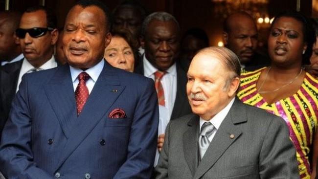 Sassou à Alger: mais que peut le pauvre bantou face à la crise libyenne ?