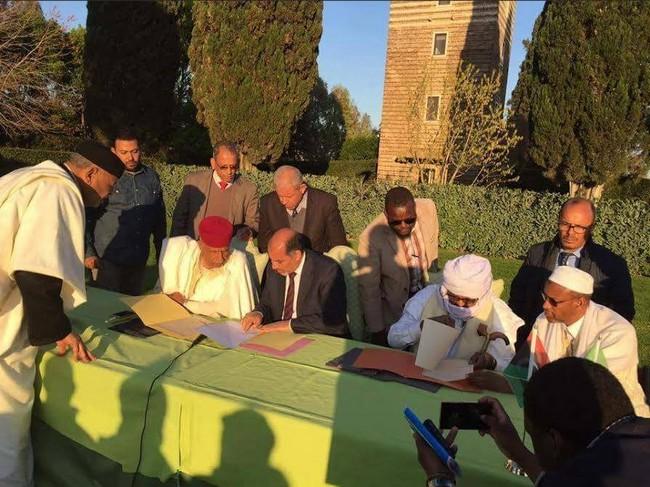 Libye: les tribus Toubou et Awlad Suleiman signent à Rome un accord visant à rétablir la paix à Sebha dans le Fezzan