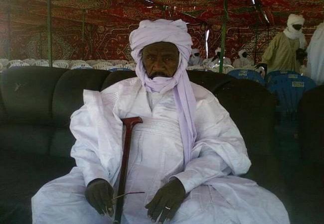 Tchad/Nécrologie: décès à N'Djaména d'El-hadj Abdraman Mahamat Djimimi dit Toldjei, chef de Canton de la communauté des Anakaza
