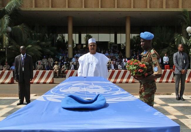 Un ancien casque bleu tchadien condamné pour avoir réclamé le paiement de ses primes versées par l'ONU