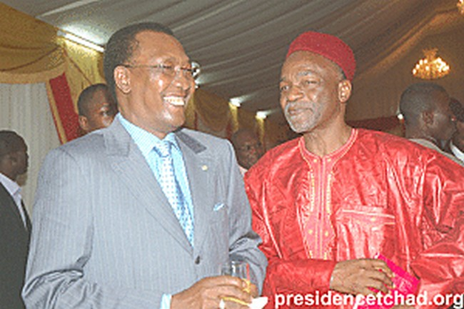 Tchad: au secours, Idriss Déby et Saleh Kebzabo sont en route vers l'élection présidentielle de 2021 !