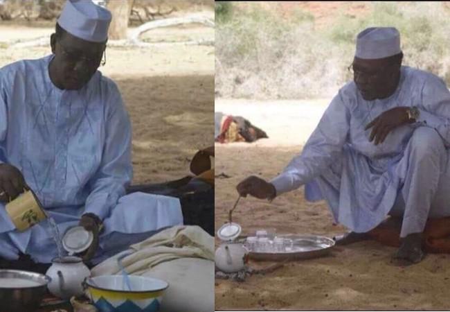 Tchad: mais qui va boire un thé préparé par le pire dictateur du monde avec… que 4 verres ?