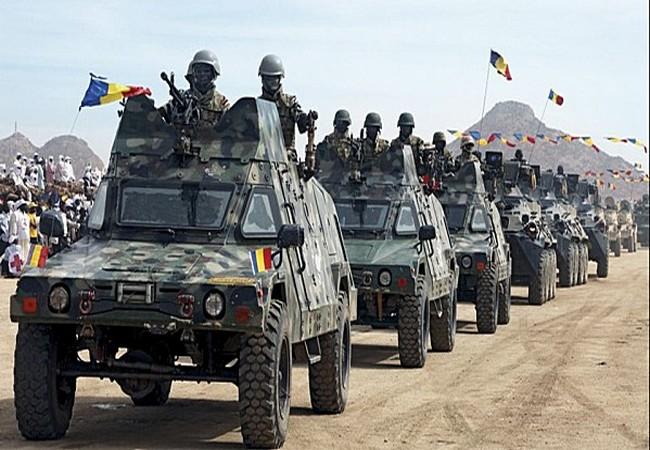 Tchad: achats des armes, c'est reparti !