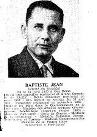 Ceux qui ont exécuté Jean Baptiste en 1963 sont toujours au pouvoir au Tchad