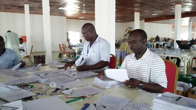 Baccalauréat 2017 au Tchad: le taux de réussite à 21,37% avant le rattrapage, en hausse de 1,53% par rapport à 2016