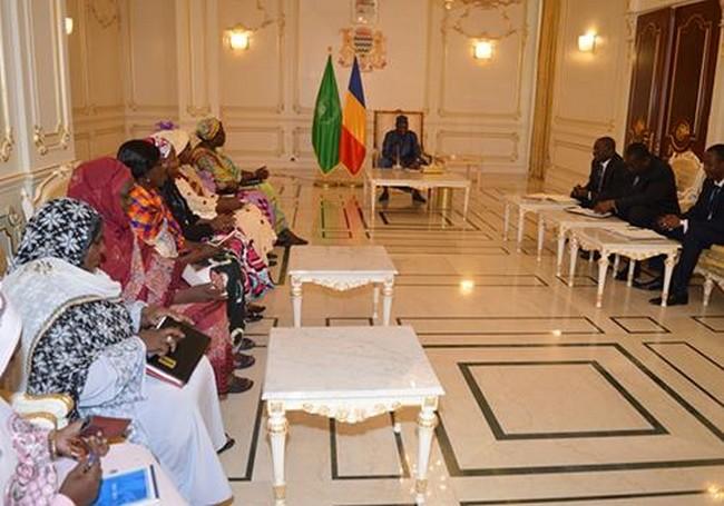 Tchad: à l'approche du rendez-vous avec les bailleurs à Paris, le Président Idriss Déby multiplie les rencontres avec les organisations de la société civile