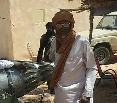 Quand le Toubou Barka Chidimi maîtrise la frontière Tchad-Libye-Niger et crée la panique à Niamey