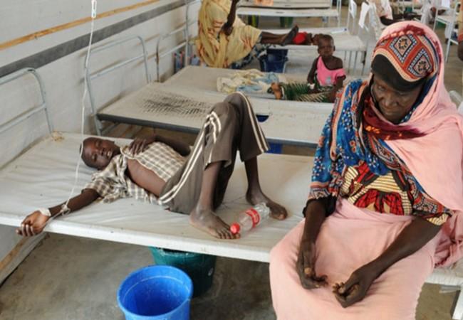 Une grave épidémie de choléra fait rage au Tchad