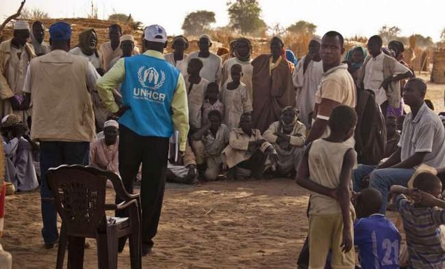 Une première mission française est arrivée au Tchad pour l'identification des réfugiés