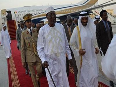 Idriss Déby débarque encore aux Émirats Arabes Unis: c'est toujours pour quémander «foulouss» ou c'est pour visiter le musée Louvre d'Abu Dhabi ?