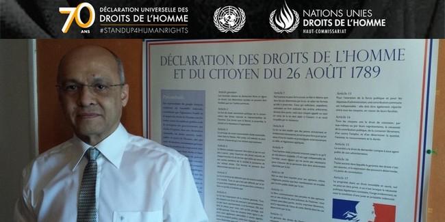«La répression brutale des élèves et étudiants par les forces de l'ordre au Tchad doit cesser» (Dr Moussa Pascal Sougui)