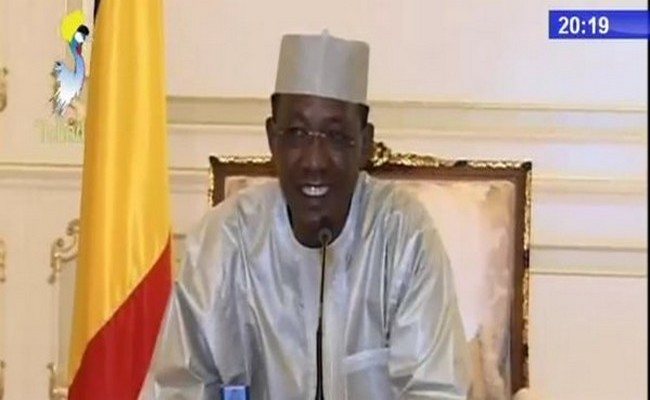 Au Tchad, sous pression du FMI et de Glencore, Idriss Déby réduit drastiquement la taille de son gouvernement