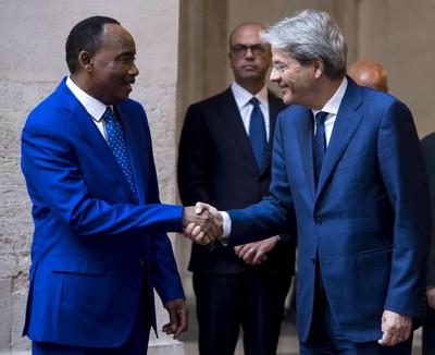 L'Italie annonce l'envoi de 150 militaires au Niger