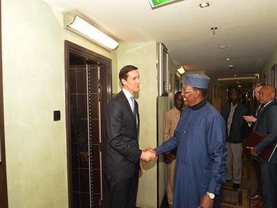 Une délégation américaine est depuis une semaine au Tchad pour évaluer la sécurité des passeports