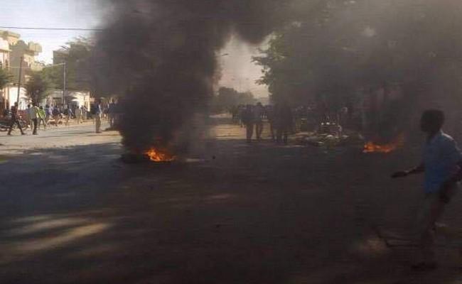 Bilan de la semaine de lutte sociale au Tchad: Société civile: 2-Déby: 0, en attendant les combats de rue entre les fonctionnaires affamés et les sbires du régime