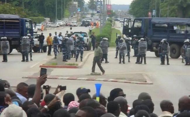 Au Tchad, sept associations de la société civile appellent à une marche pacifique pour protester contre la baisse des salaires