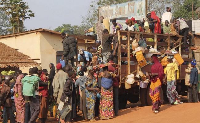 Plus de 5 000 nouveaux réfugiés centrafricains sont arrivés au Tchad