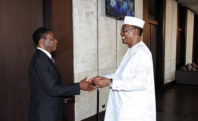 A Malabo, aucune charge contre l'opposant Andrés Esono: le dictateur Teodoro Obiang  s'est-il moqué de son compère Idriss Déby ?
