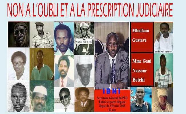 Tchad: les victimes du régime du dictateur Idriss Déby bientôt recensées