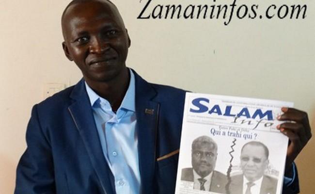 Tchad: accusés de diffamation, les directeurs de publication des journaux «Salam info» et «Le Moustic» à la barre ce lundi matin