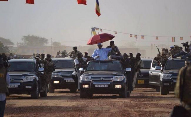 Idriss Déby à la reconquête de l'est du Tchad