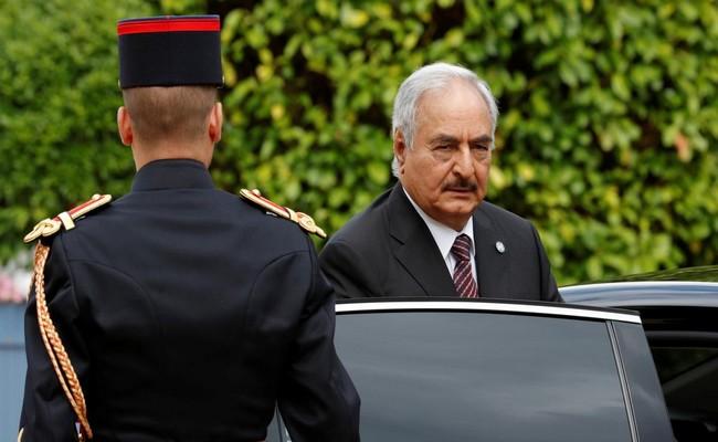 Le maréchal Khalifa Haftar rentre jeudi en Libye après avoir été soigné à Paris