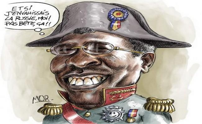 En Afrique, Idriss Déby se taille un royaume sur mesures