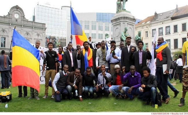 Les Patriotes de la Diaspora Tchadienne de France soutiennent la lutte armée contre le dictateur Idriss Déby