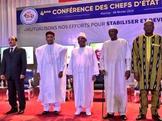 Emmanuel Macron reporte le sommet du G5 Sahel à début 2020