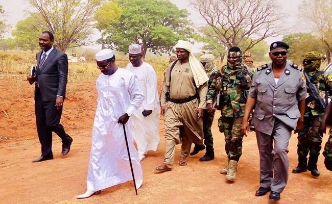 Au Tchad, l'ex-gouverneur Adam Nouki Charfadine n'écope que de deux ans de prison avec sursis: qui a dit que le petit dictateur a été lâché par le grand dictateur ?