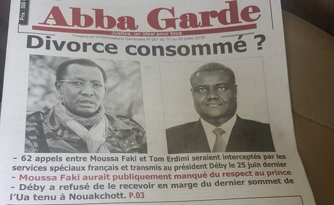 Tchad: Déby est derrière tout cela par «pure méchanceté et jalousie» de voir son «petit rayonner» (Tom Erdimi)