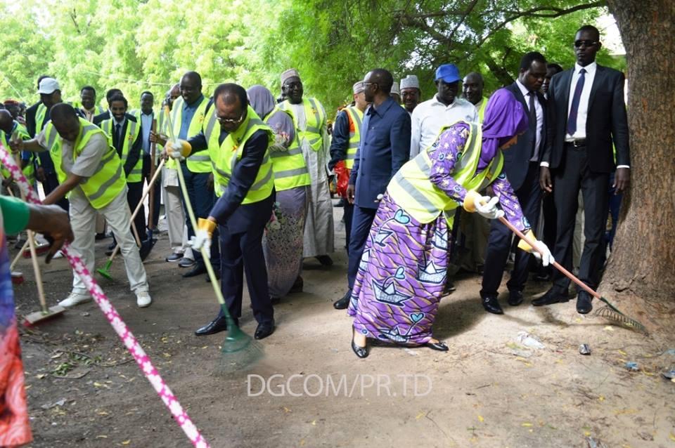 Tchad: quand la salubrité publique devient l'affaire de tous