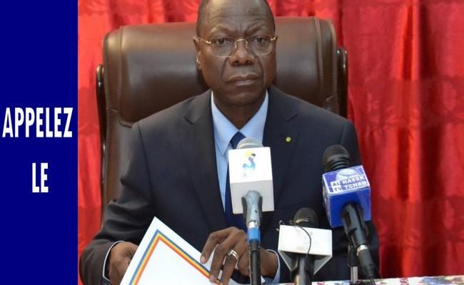 Appelez Pahimi Kalzeubé à la Présidence du Tchad pour qu'il rende le cachet «Payé» du Trésor !